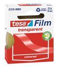 Cinta adhesiva transparente 19mmx33mts tesa 57378-00003-00