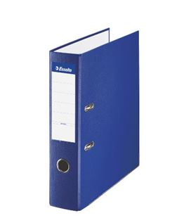 Archivador palanca folio 75mm azul foliorrado esselte 42303