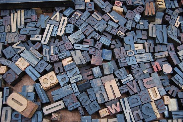 clasificación alfabética