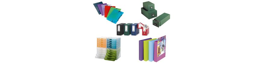 Material de oficina clasificaci n y archivo ofirivas for Mayorista material oficina